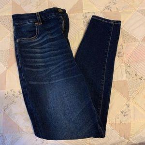 High waisted American eagle skinny jeans